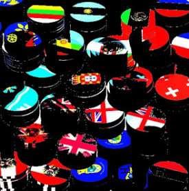 Poker's International Allure