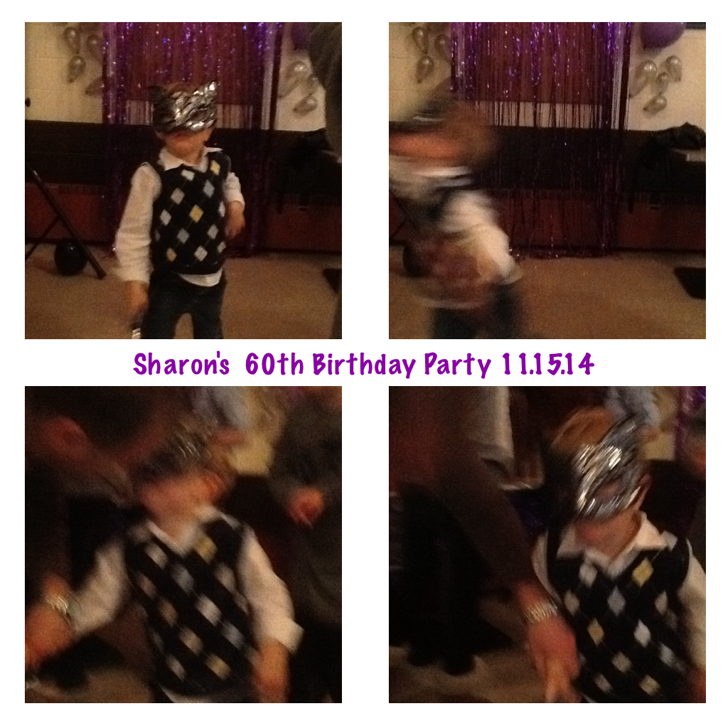 StellaBella: Surprise Party for Our Mom\'s 60th Birthday