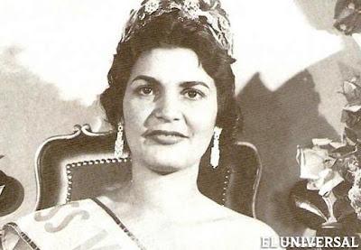 Sofía Silva Inserri - Primera miss Venezuela