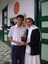 premiacion area matematicas 2011