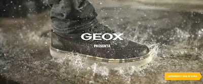Geox Amphibiox, Barcelona, calzado, shoes, we can made it rain,
