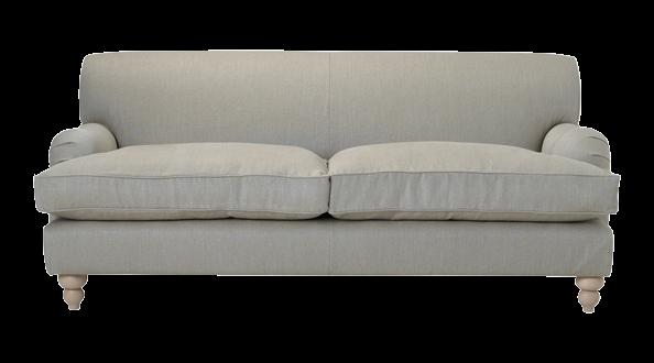 Grey Oswald Sofa
