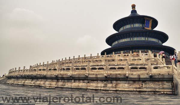 Templo del cielo - Pekin - Beijing - China
