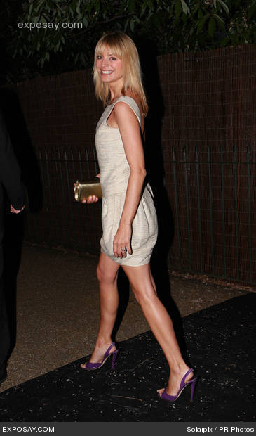Tess Daly Hairstyles 2011