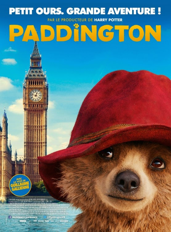 Paddington - rodinná komedie o medvědovi, který se ocitne na londýnském nádraží