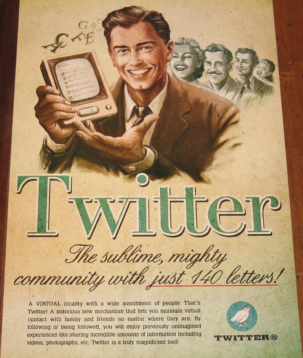 Got Twitter?