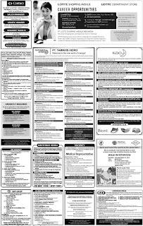 Lowongan kerja koran kompas Sabtu 16 Maret 2013