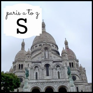 Paris A to Z: S is for Sacre Coeur