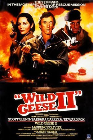 Wild Geese II (1985)