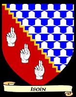 Coat of Arms Isoin Bettellyn Alphatia