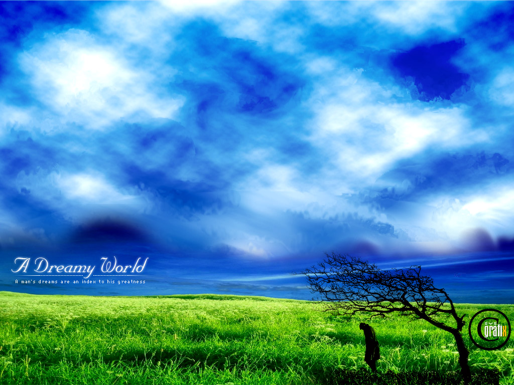 Dreamy Fantasy World HD Art Gallery Zeromin0
