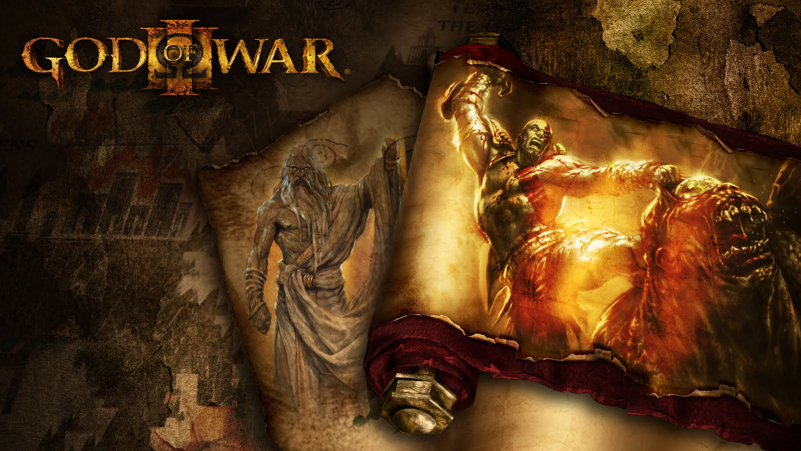 God of War 3 Wallpaper Wallpapers de God of War 3 hd