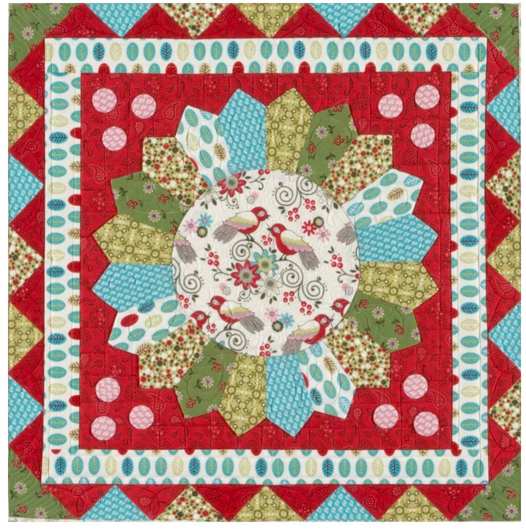 5 minute quilt block instructions