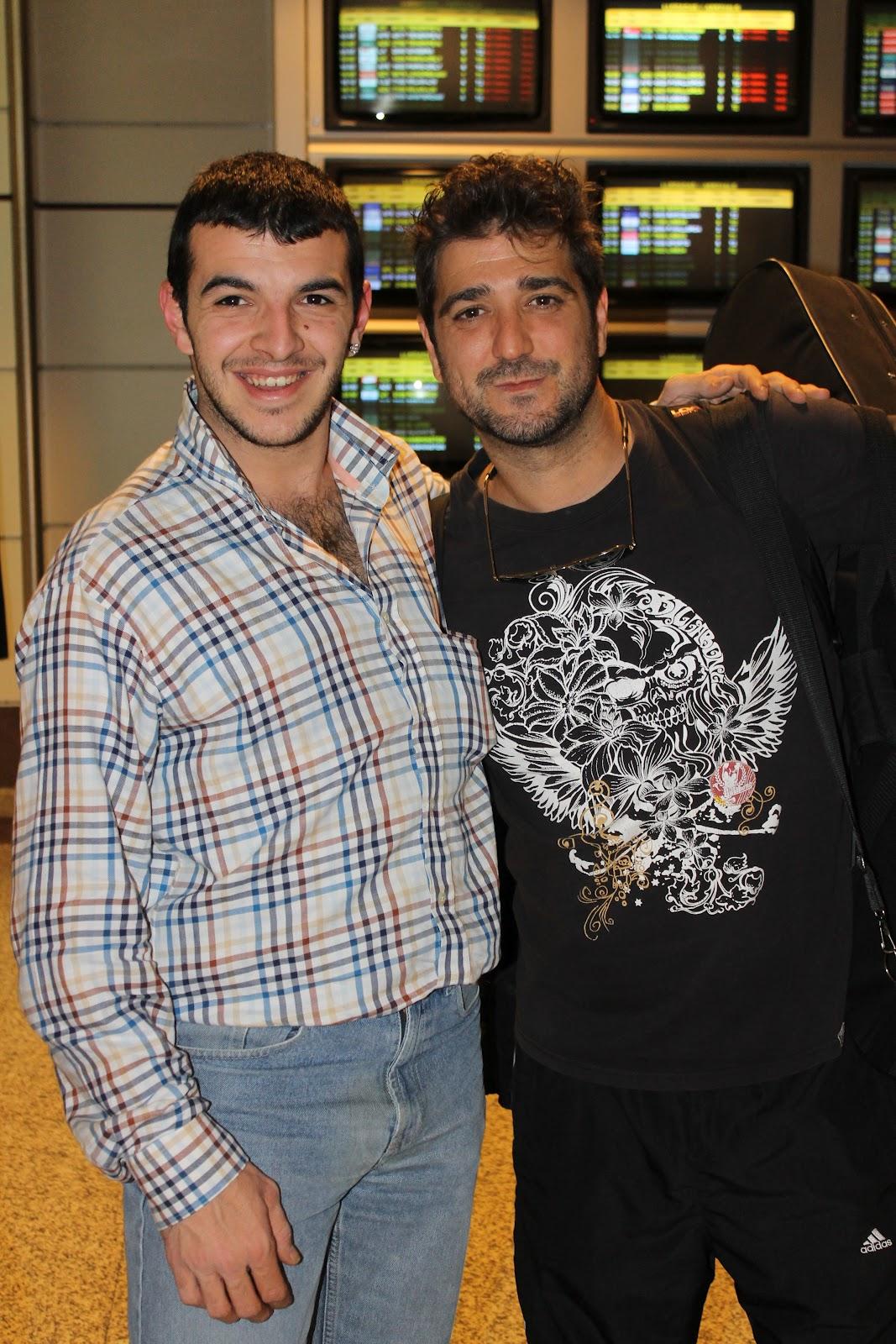 ¿Cuánto mide Antonio Orozco? Antonio+Orozco