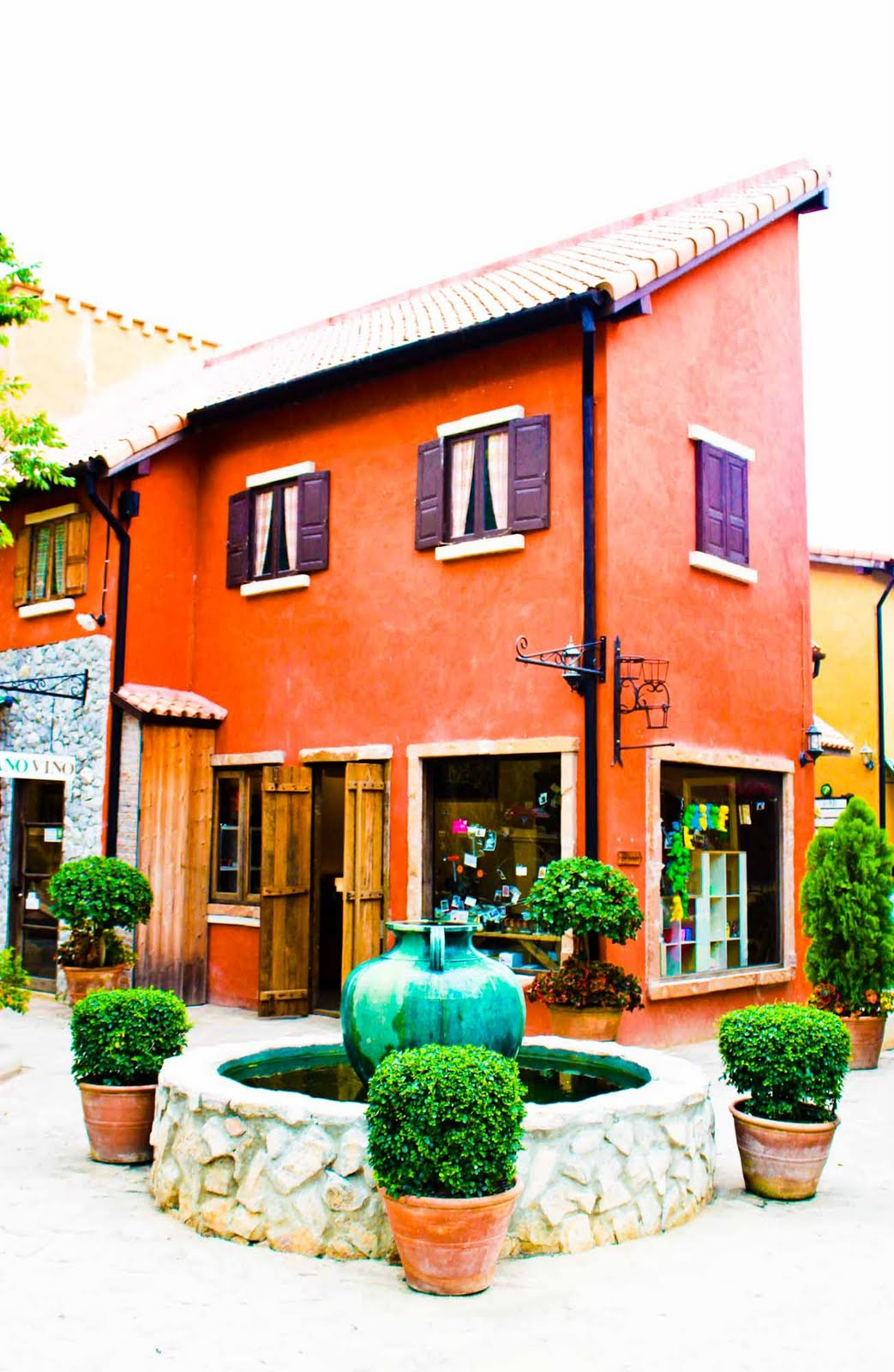 Europe style house free photo Europe style house