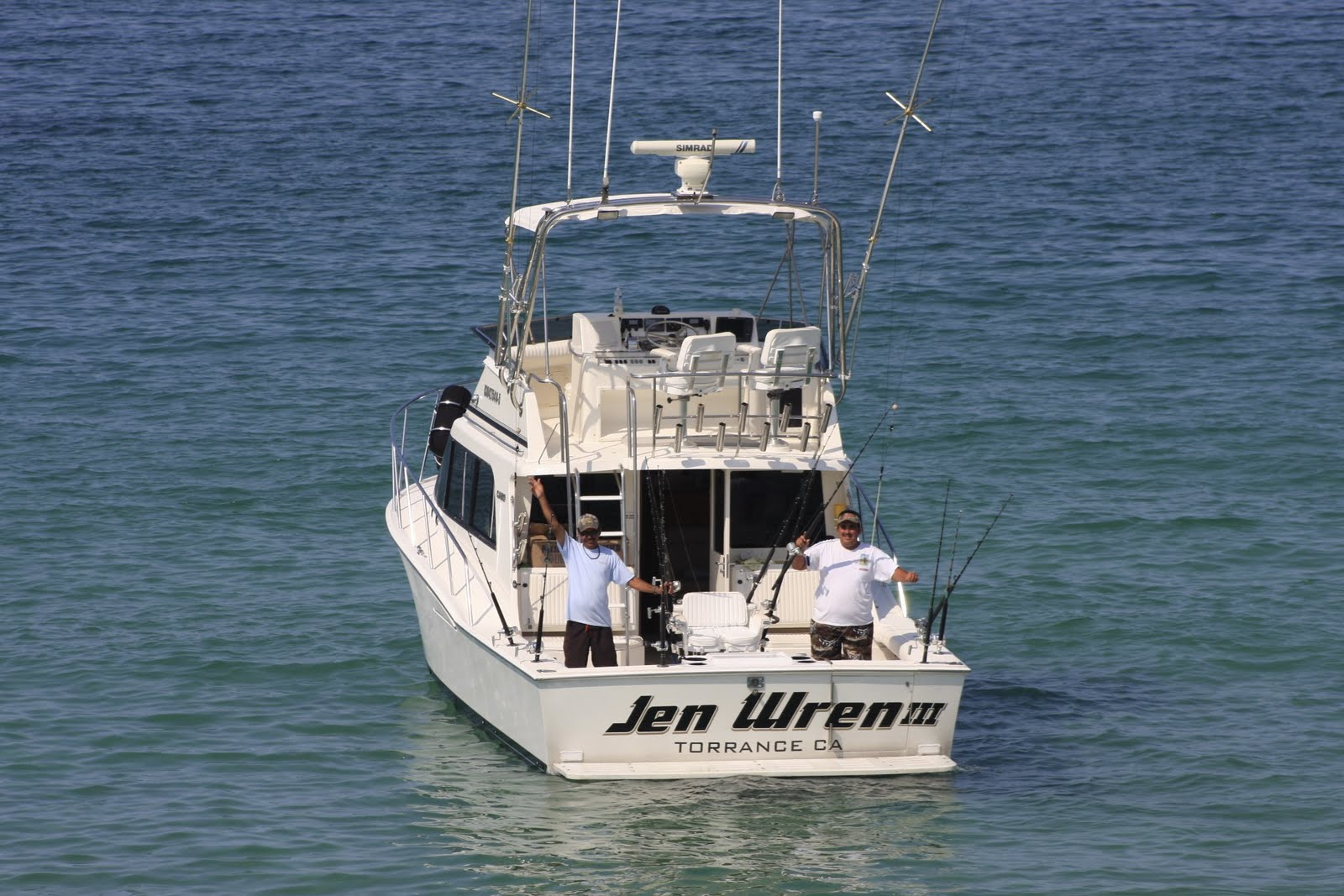 The Accurate crew fished with Jen Wren Sportfishing out of Rancho Leonero, ...