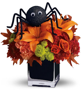 Order Halloween Flowers online Free of service charges