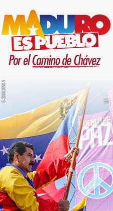 MADURO Por el Camino de Chavez