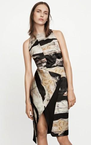 vestido H&M colección Conscious Exclusive 2015