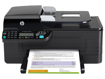 Download Driver HP Officejet 4500