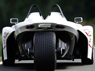 Concept Car Sports Peugeot