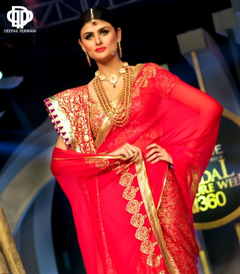 Deepak Perwani Collection at Pantene Bridal Couture Week 2013 | Deepak ...