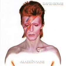 Aladdin Sane- David Bowie