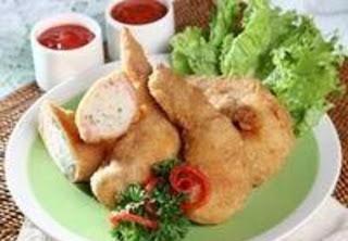 Resep Masakan Sayap Ayam Isi Kentang