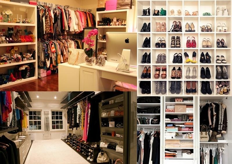 Begehbarer kleiderschrank tumblr  Der begehbare Kleiderschrank | Fashion Kitchen