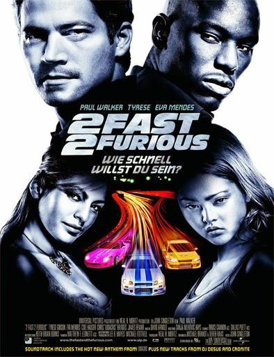Rapidos y Furiosos 2 (2003)