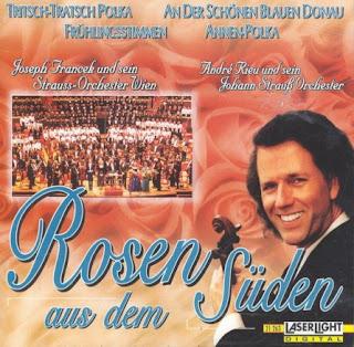 André Rieu – Rosen Aus Dem Süden