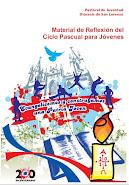 PORTADA DEL MATERIAL DE REFLEXIÓN PARA JÓVENES 2011
