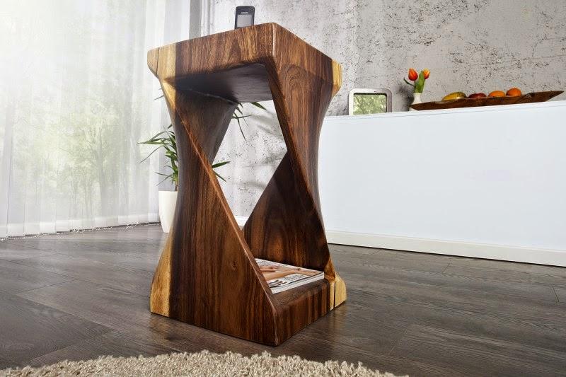 masivny nabytok, dizajnovy nabytok z masivu, dreveny exoticky nabytok