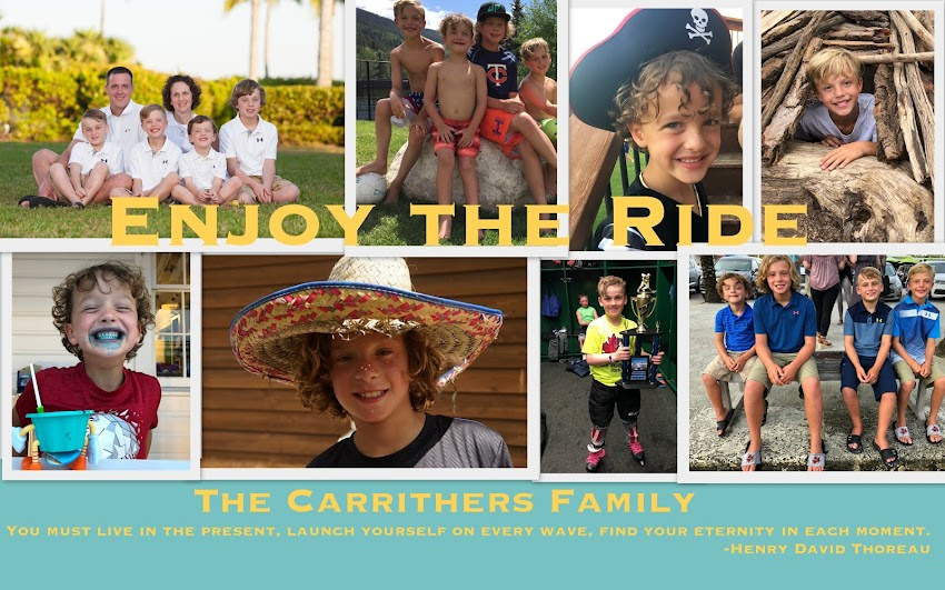 Enjoy the Ride with the Carrithers Family