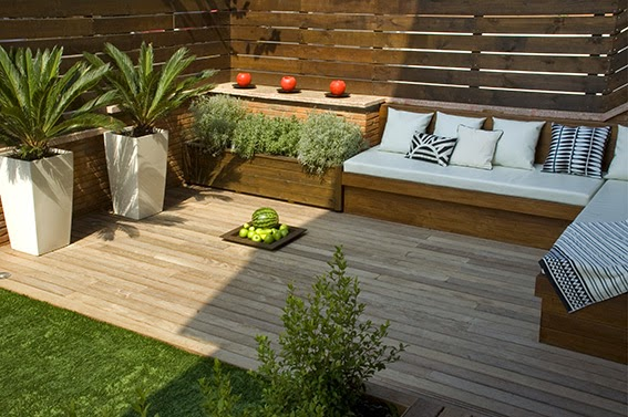 Hogar 10 tu zona chill out en casa - Terraza chill out ...