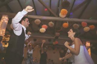 Esküvői buli hangulat