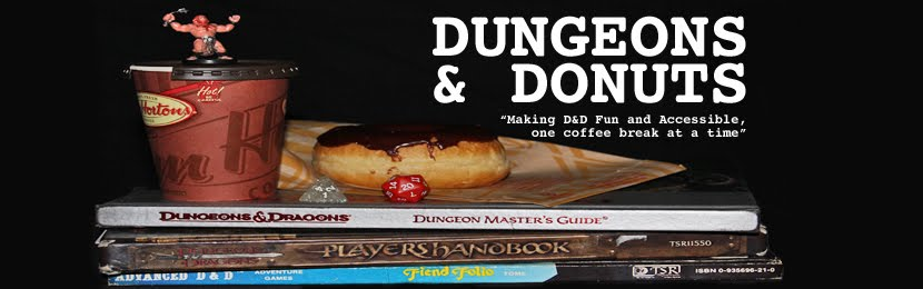 Dungeons &amp; Donuts
