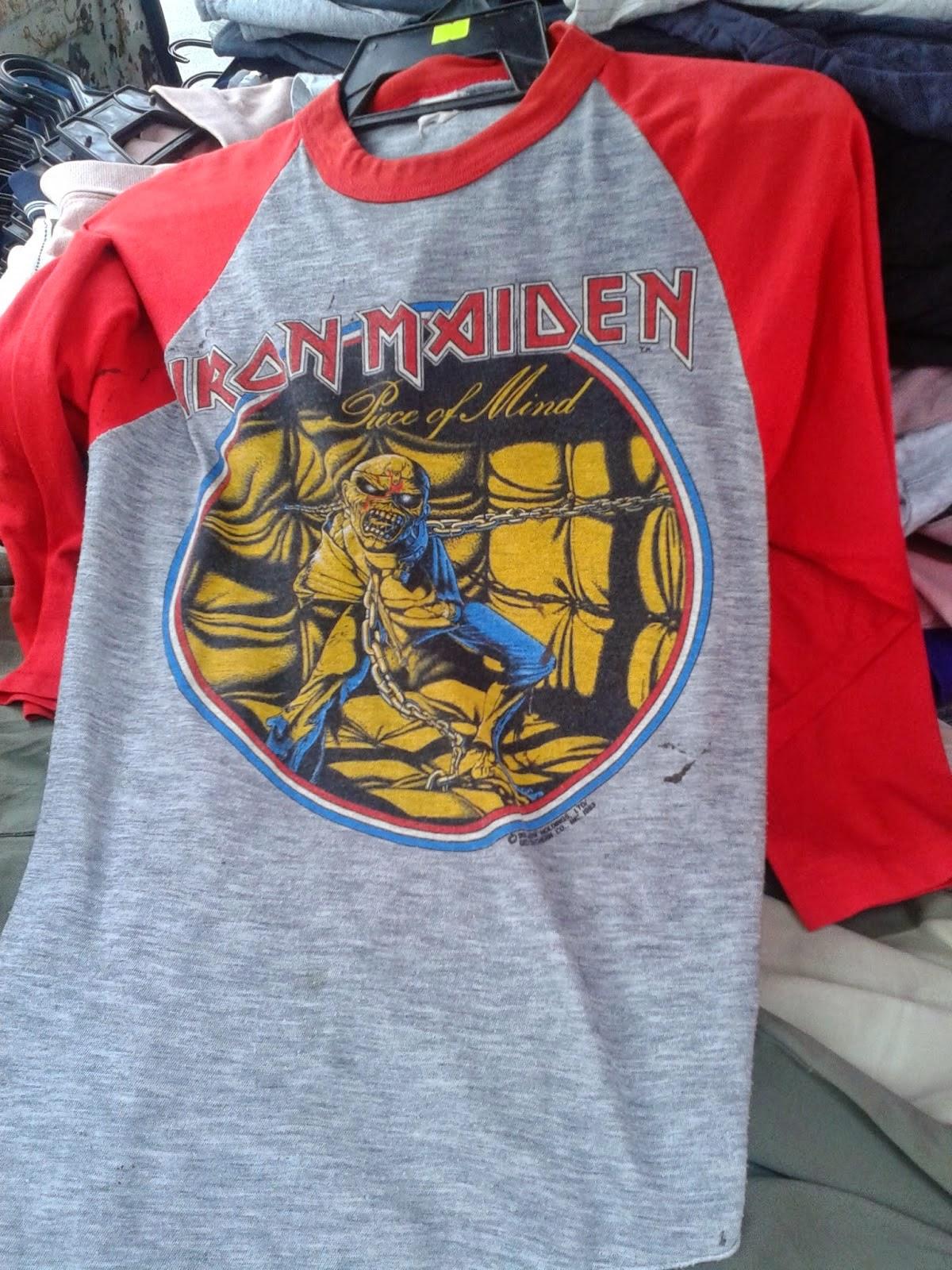 Iron Maiden 3Q 50/50