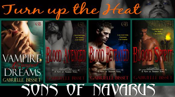 Sons of Navarus by Gabrielle Bisset