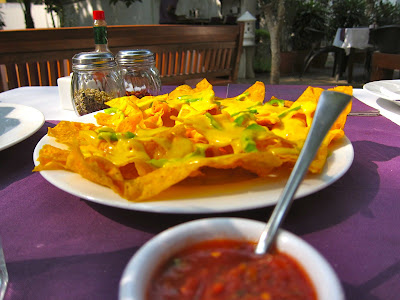 Nachos Messicani at Dario's Pune