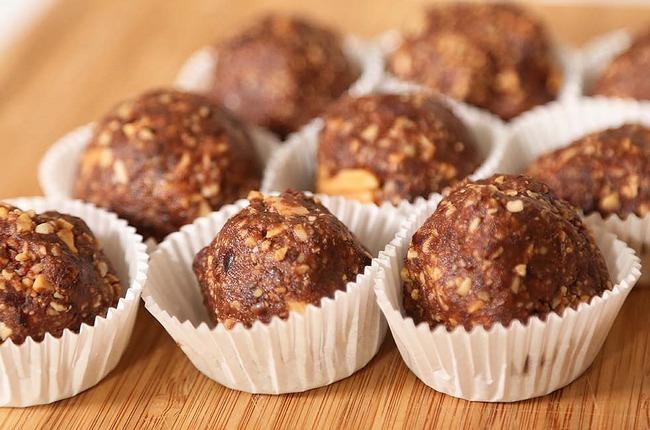 palline al cioccolato ricetta veloce