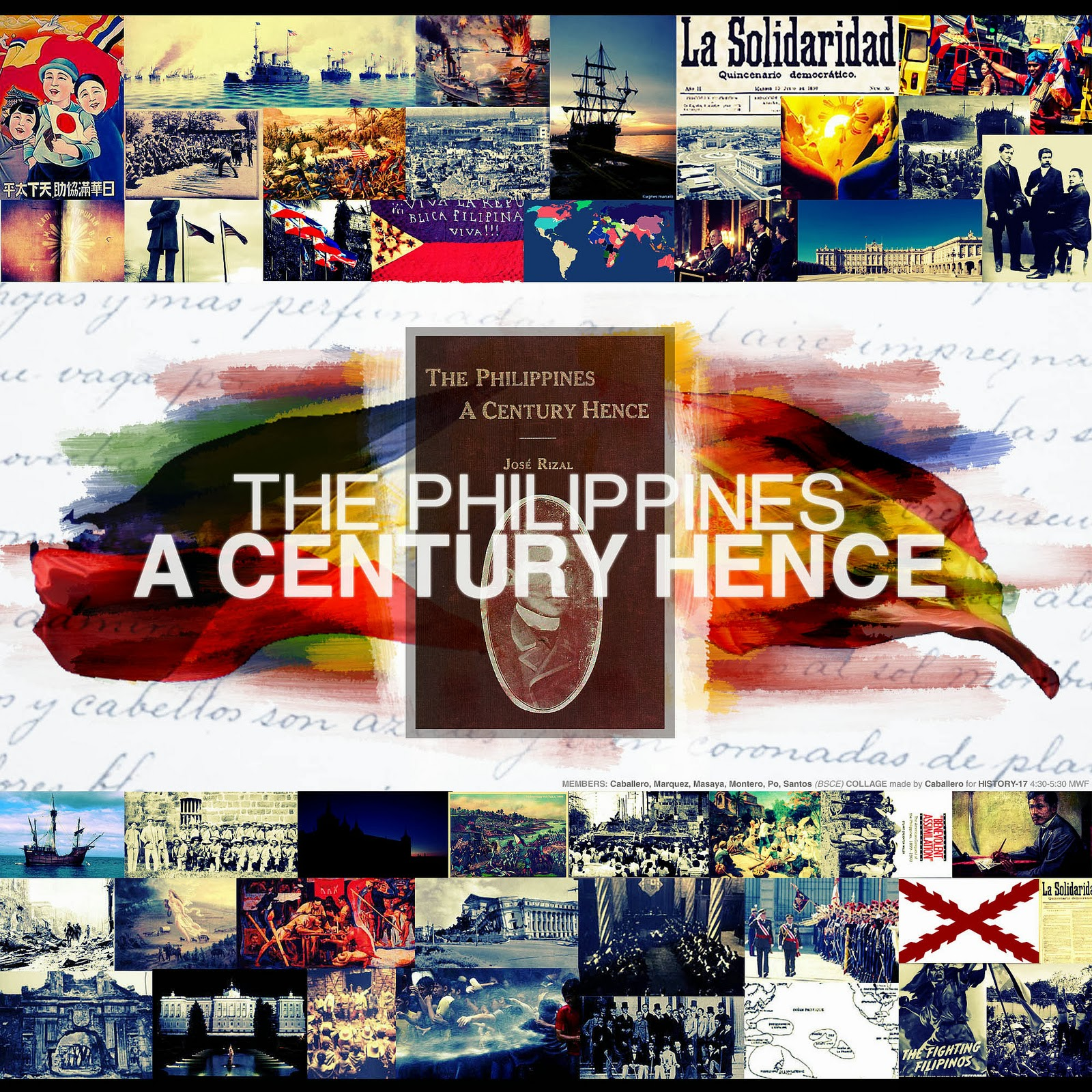 analysis of philippines a century hence essay Questions and analysis in history contain the key elements essential to the study of history, whilst also offering a guide to best practice in essay  century in.