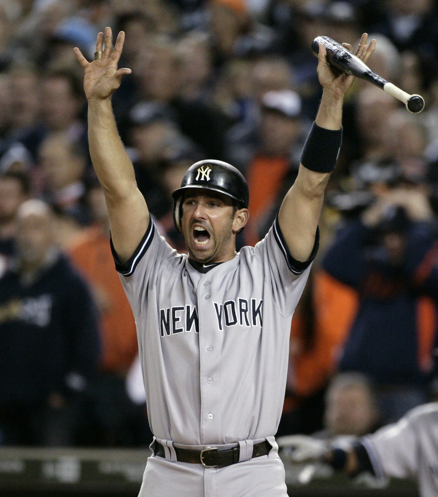 Yankees Lose ALDS To Tigers: Too Bad These Current Yankees Don't
