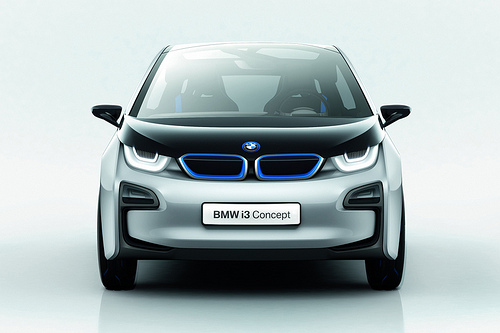 BMW i3 Concept: First Look | Electric Vehicle News