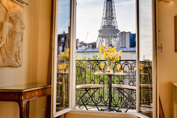 Less is more places je t 39 adore paris for Interni appartamenti parigini