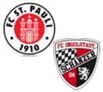 FC St. Pauli - FC Ingolstadt