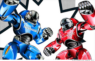 Google plus vs.Facebook - który lepszy