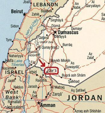 map of jordan river. makeup Jordan River at top