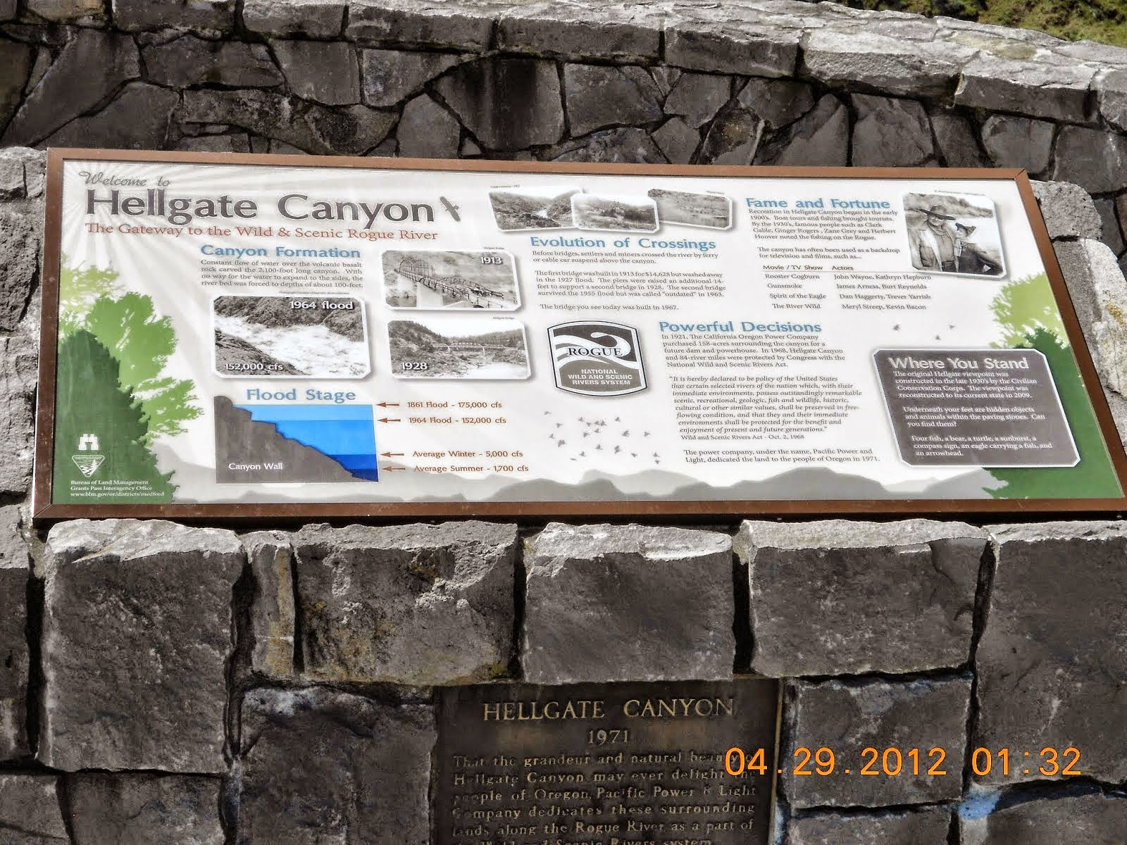 Grave Creek Project