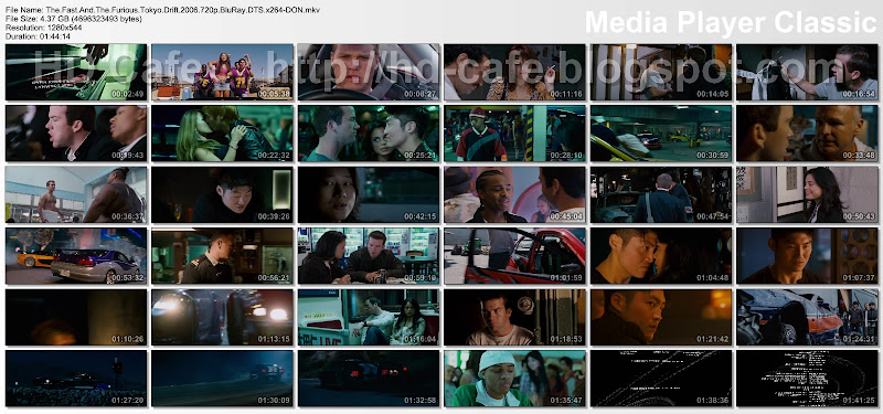The Fast And The Furious Tokyo Drift 2006 video thumbnails